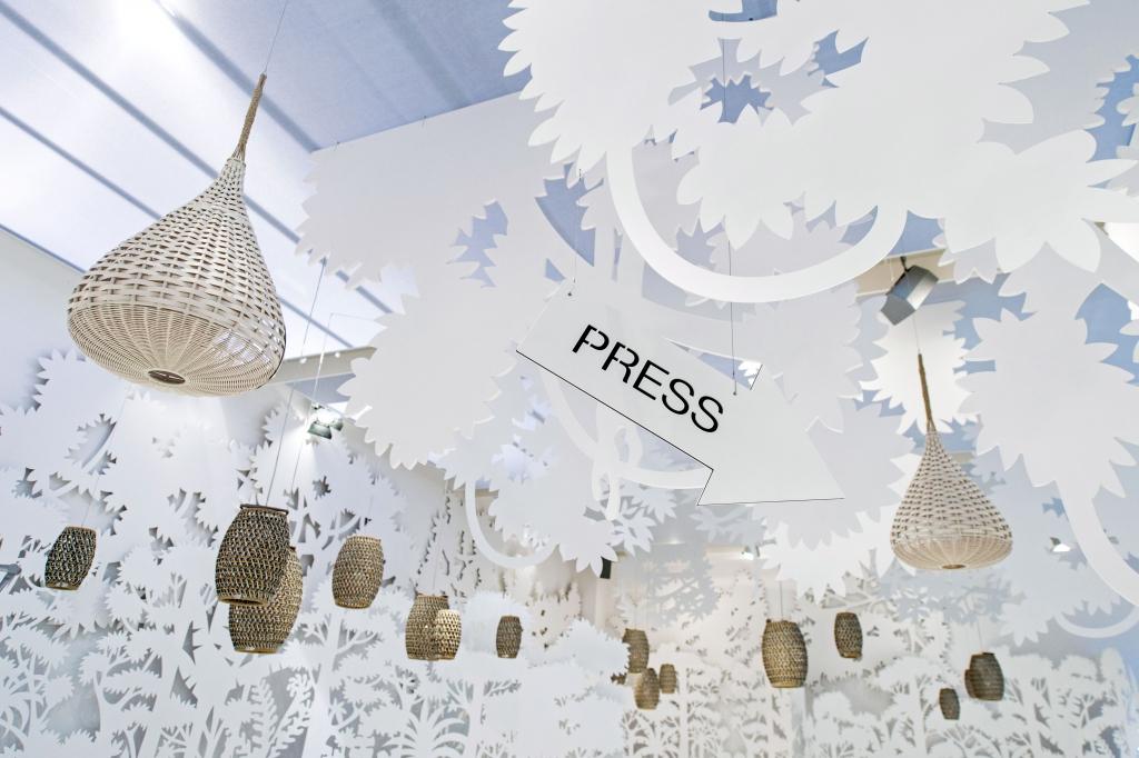 Event Concepts - Dedon Mail Land